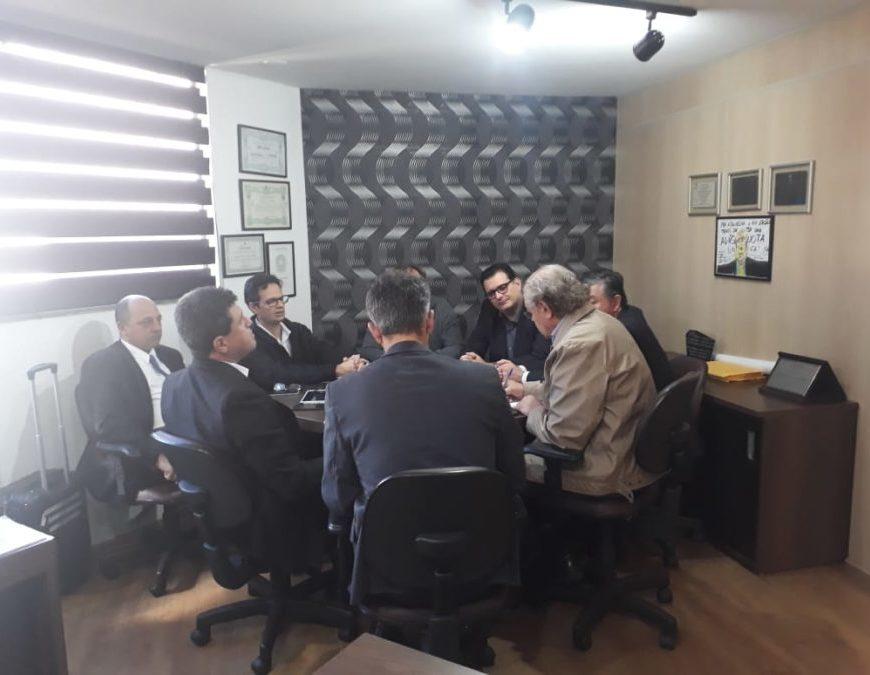 ANAFISCO reuniu-se com relator da Reforma Tributária