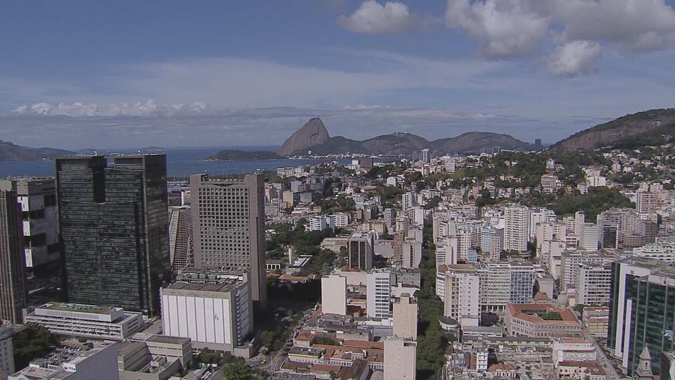 Rio fica em último lugar entre as capitais em ranking de gestão fiscal da Firjan — Foto: Reprodução/TV Globo